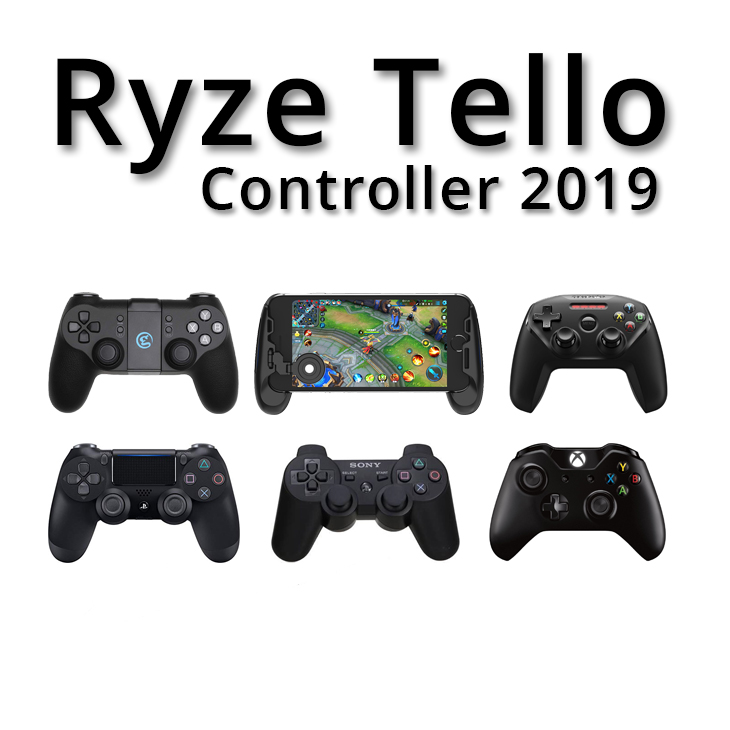 Ryze Tello the best controller 2019